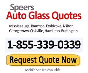 Auto glass Oakville  $40 repairs / $177 replacement