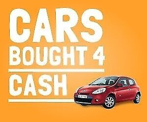 ***ALL CARS, CLASSICS, VANS & COMMERCIALS BOUGHT FOR CASH SAME DAY PAYMENT MADE.***