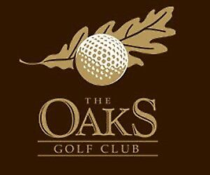 The Oaks Golf Club - Foursome Pass
