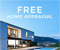 FREE APPRAISALS! 1st, 2nd and Private Mortgages