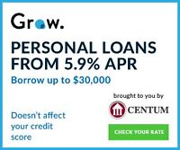 PERSONAL LOAN OFFER up to $30,000!
