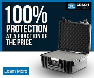 Protective Cases for your valuable electronics, and other equipm