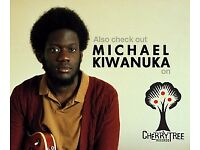 Concert Tickets X2 For Michael Kiwanuka 23rd October, The Great Hall, Exeter