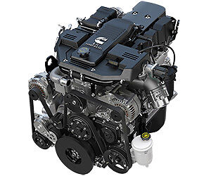 Dodge 6.7L Cummins motor