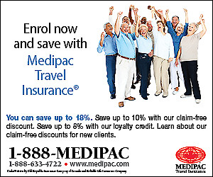 Multitrip Travel Medical Insurance for Canadian Travellers