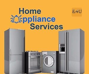Fridge,Stove,Dishwasher,Washer & Dryer Repair and Installations Oakville / Halton Region Toronto (GTA) image 1
