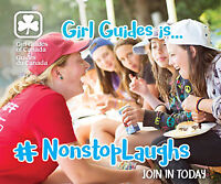 Girl Guides of Canada - Leaders needed for 58th Guides
