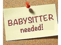 Babysitter, Nanny, Au pair, live-in, live-out required