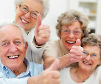 Elderly Home care - PSW's Bonded and INSURED
