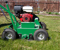 Thatch Removal Fertilizing Aeration Lawn Mowing Landscaping