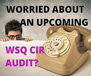 Nervous about an upcoming WSQ Audit?