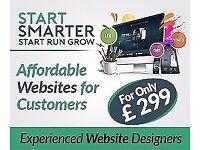Cheap UK Website Designer - Specialising in Startups & Small Business Website Design