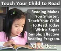 Teach your child to read - Ultra effective program