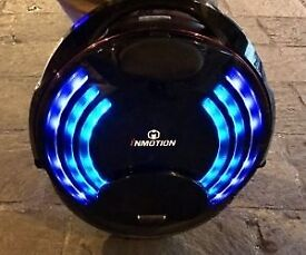 Inmotion V8 Electric Unicycle . Best on Market (Selling because unable to take on plane to S.Africa)
