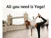YOGA CLASSES GROUP/INDIVIDUAL for beginner and advanced