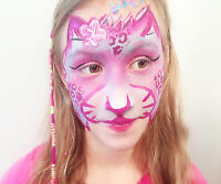 Face Painter, Face Painting, Glitter Tattoos and More