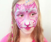 Face Painter, Air Brush Painting, Glitter Tattoos and More