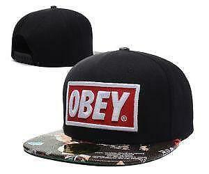 online store 88e15 7a36f Obey Black Caps Sc 1 St EBay. image number 24 of lids tentree hats ...
