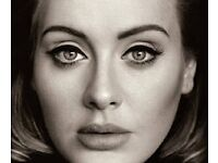 Adele tickets x 2 - Saturday 1 July