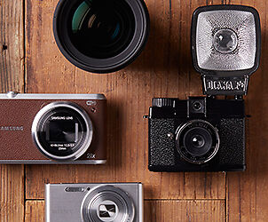 New and Used Cameras