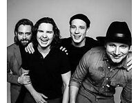 LUKAS GRAHAM TICKETS LESS THAN FACE VALUE ~ BELFAST