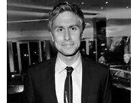 Russell Howard, Bournemouth 3rd April 2017. One ticket for sale