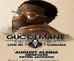 Gucci Mane May 15 Floor Tickets