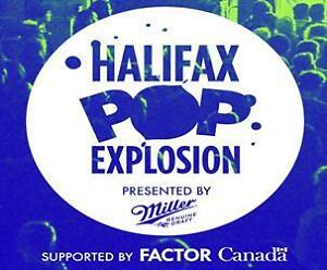 Two Halifax Pop Explosion tickets!!! Had to leave town!! REDUCED