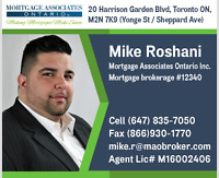 Private Mortgages, Home Equity Loans, Refinancing, 1st Mortgages