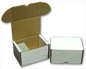 330ct CardBoard Trading Cards Storage Box Kitchener / Waterloo Kitchener Area image 1