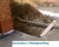 Concrete, All Exterior Works, Waterproofing and Landscaping