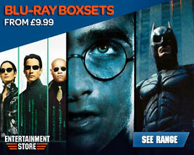 BluRay Box Sets From Only £9.99