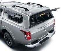 Genuine Mitsubishi MQ Canopy silver Brand New from Mitsubishi Newcastle East Newcastle Area Preview