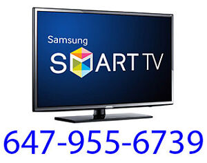 "Samsung 32"" 1080p 60Hz LED Smart TV, Buit-in WiFi"