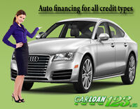 Car Loan for All Credit Types