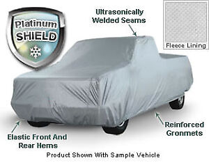 All weather Platinum Shield Truck Cover RAM 3500