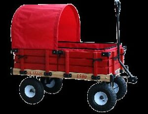 Brand New Still in Sealed Box - Millside Classic Red Wagon Windsor Region Ontario image 1