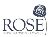 Experienced Freelance Florist Required