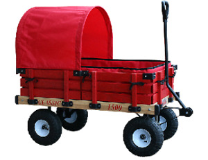 Brand New Still in Sealed Box - Millside Classic Red Wagon