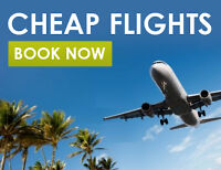 Best Flight Prices! Travel Agency Live Quotes - 647-724-5678