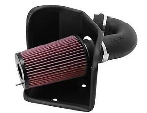 K&N Cold air intake for Dodge Ram