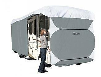 "Classic Accessories Class A Motorhome cover Fits 37-40' Length x 140""Max Height"