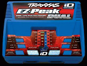 Looking for a traxxas dual charger