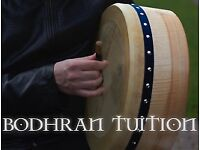 Private Irish Bodhran Tuition (Irish Drum) from Tad Sargent at the Irish Cultural Centre