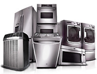 Appliance repair with free diagnostic all brand Sameday repair
