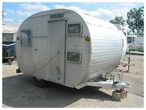 Wanted small camper trailer