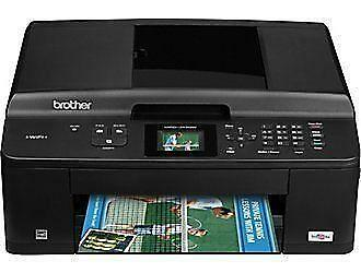 how to set up scanner on brother mfc-j5330dw
