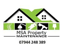 MSA PROPERTY MAINTENANCE: Joinery,kitchen/bathroom fitting,tiling,Plumbing, complete building work