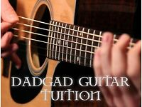DADGAD (Open tuning) backing for Irish Traditional Music