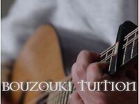 Irish / Folk Bouzouki Lessons